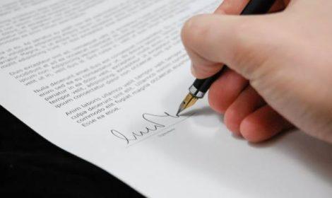 signature contrat obseques